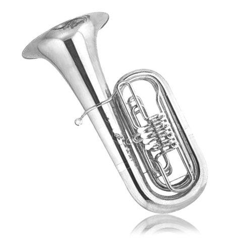 B&S Rotary Valve Series 103-S Professional Tuba