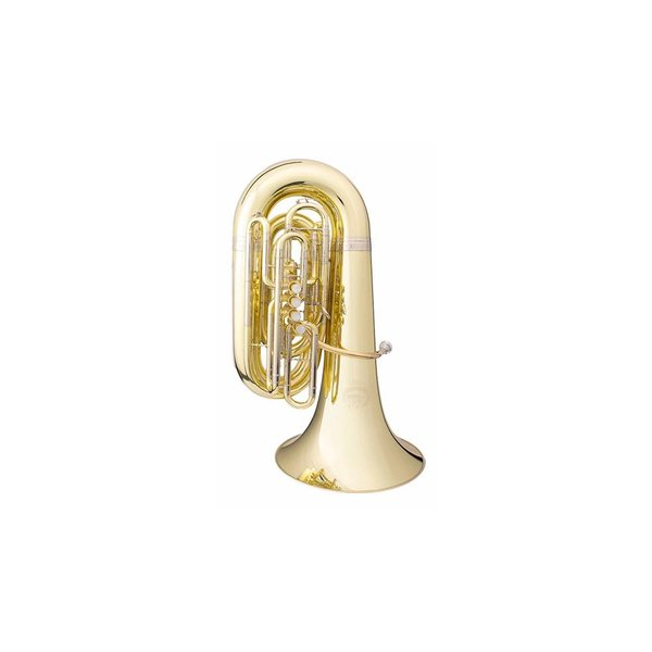 B&S B&S 4/4 Piston Valve Series GR41-L Professional Tuba