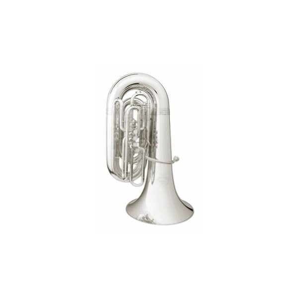 B&S B&S 4/4 Piston Valve Series GR41-S Professional Tuba