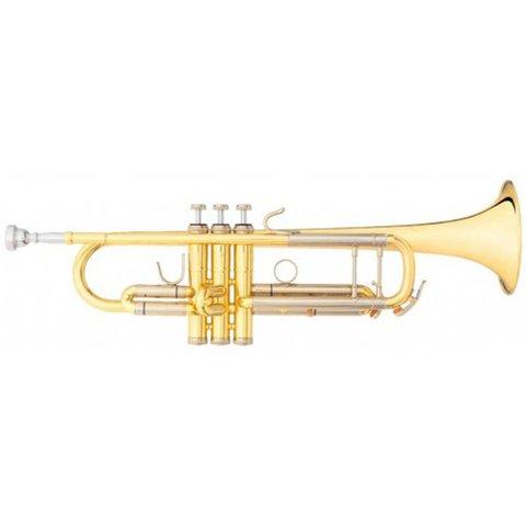 B&S 3137/2GLB-L Challenger II Bb Professional Trumpet