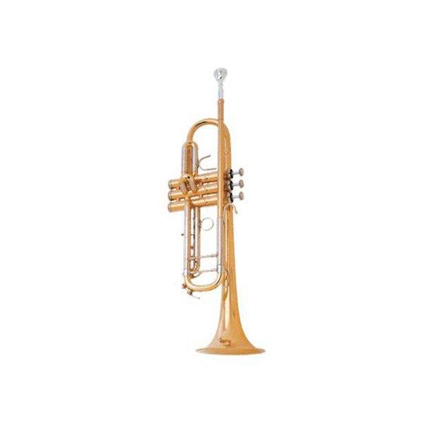 B&S B&S 3143/2GLB-L Challenger II Bb Professional Trumpet