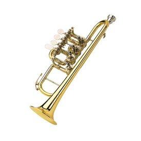 Scherzer Scherzer 8113-L Professional G Rotary Piccolo Trumpet