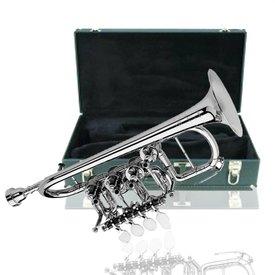 Scherzer Scherzer 8113-S Professional G Rotary Piccolo Trumpet