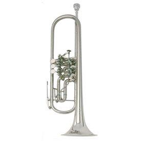 Scherzer Scherzer 8218-S Professional Bb Rotary Valve Trumpet