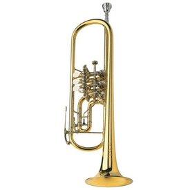 Scherzer Scherzer 8211-L Professional Bb Rotary Valve Trumpet