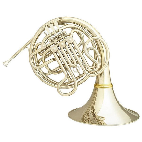 Hans Hoyer Hans Hoyer Heritage Series 6801GA-L Professional F/Bb Double French Horn