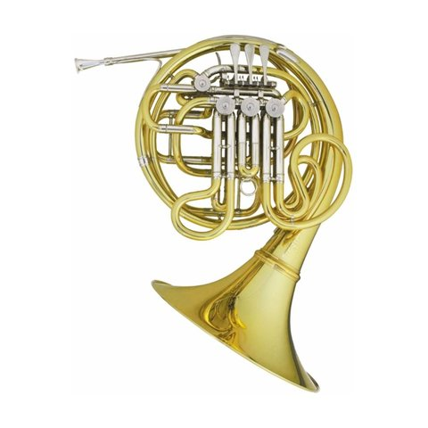 Hans Hoyer Custom Series 7801A Professional F/Bb Double French Horn