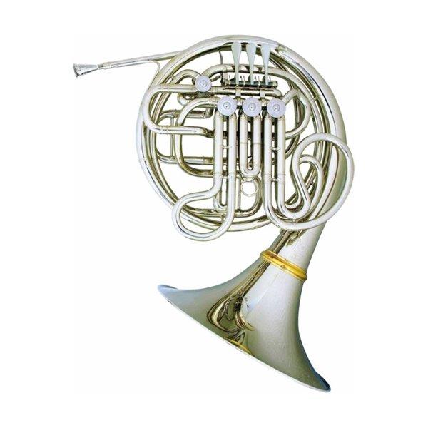 Hans Hoyer Hans Hoyer Custom Series 7801NSA Professional F/Bb Double French Horn