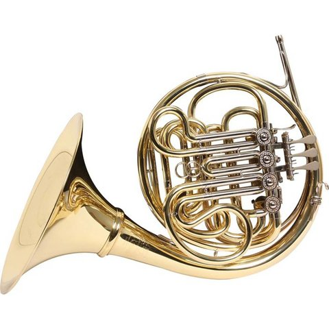 Hans Hoyer C12 Series C12G-L Professional F/Bb Double French Horn