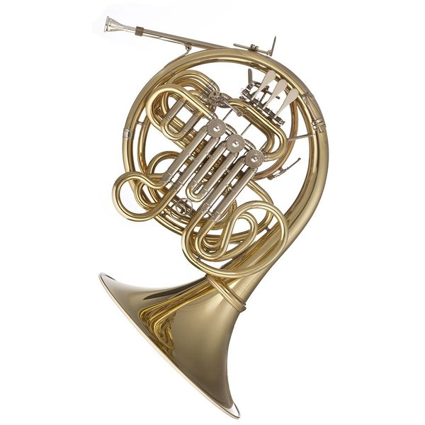 Hans Hoyer Hans Hoyer K10 Series K10A-L Professional F/Bb Double French Horn