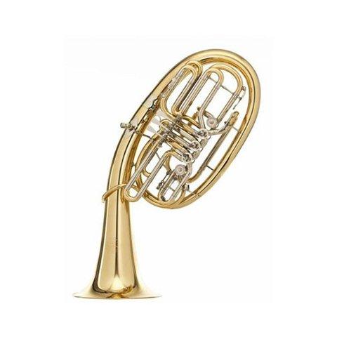 Hans Hoyer Wagner Tuba Series 4826G-L Professional Tuba