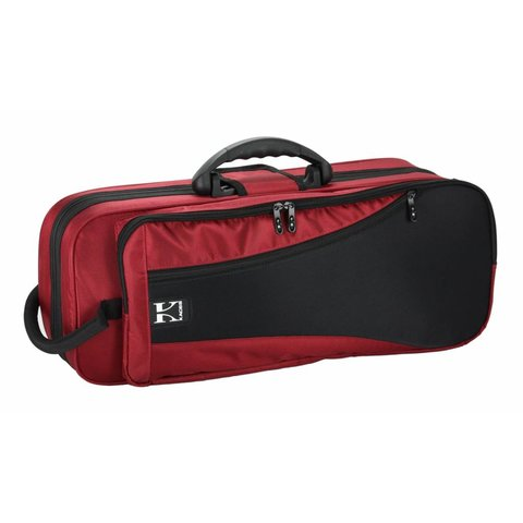 Kaces KBF-RTP4 Trumpet Case, Red