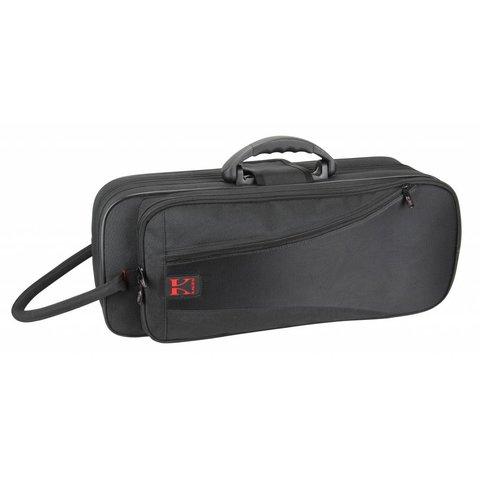 Kaces KBF-TP1 Trumpet Polyfoam Case, Black