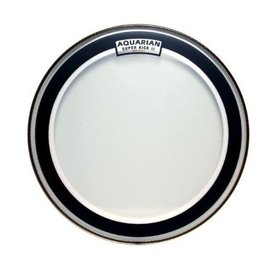 Aquarian Aquarian SKII22 Super-Kick II Double Ply Bass Drumheads 22""