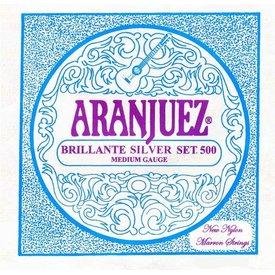 Aranjuez Aranjuez Brillante Silver Set 500