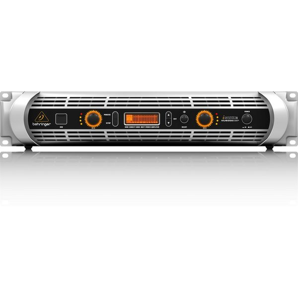Behringer Behringer NU6000DSP 6000W Power Amplifier-DSP/USB