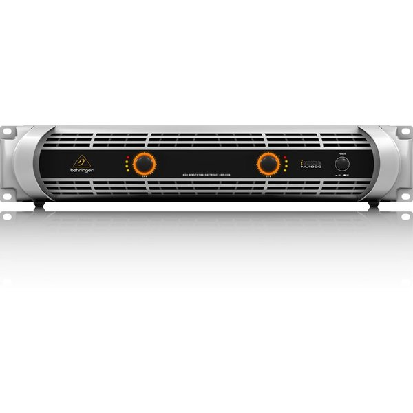 Behringer Behringer NU1000 1000W Power Amplifier