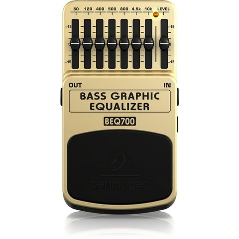Behringer BEQ700 7-Band Graphic Equalizer