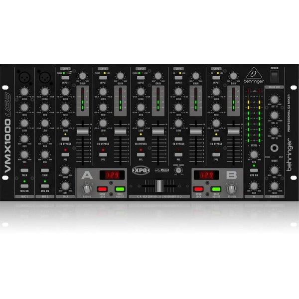 Behringer Behringer VMX1000USB Professional 7-Channel Rack-Mo