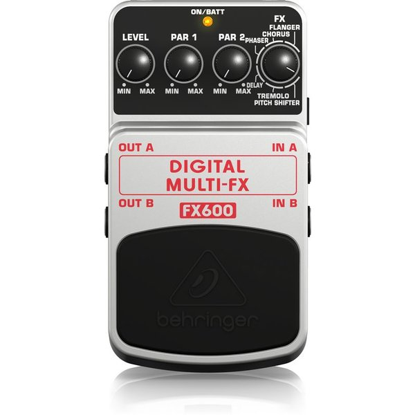 Behringer Behringer FX600 Digital Multi-FX Pedal