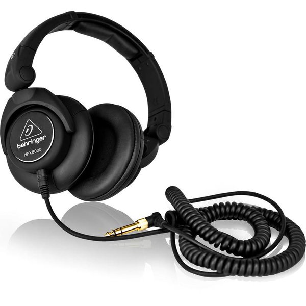 Behringer Behringer HPX6000 DJ Headphones