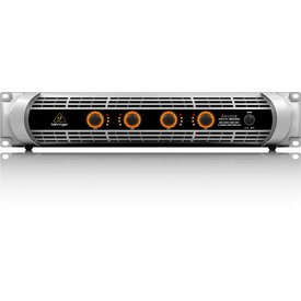 Behringer Behringer NU46000 6000W 4-Channel Power Amp