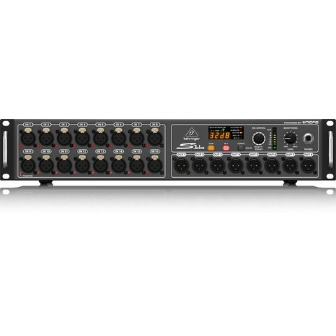 Behringer S16 I/O Box 16-Inputs 8-Outputs