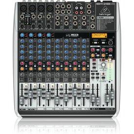 Behringer Behringer QX1622USB 16-Input 2/2-Bus Mixer, XENYX