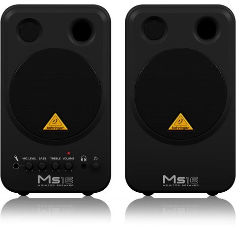 Behringer MS16 16W 2-Way Personal Monitor Sys
