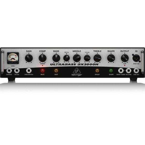 Behringer Behringer BX2000H 2000W Class-D Bass Amplifier