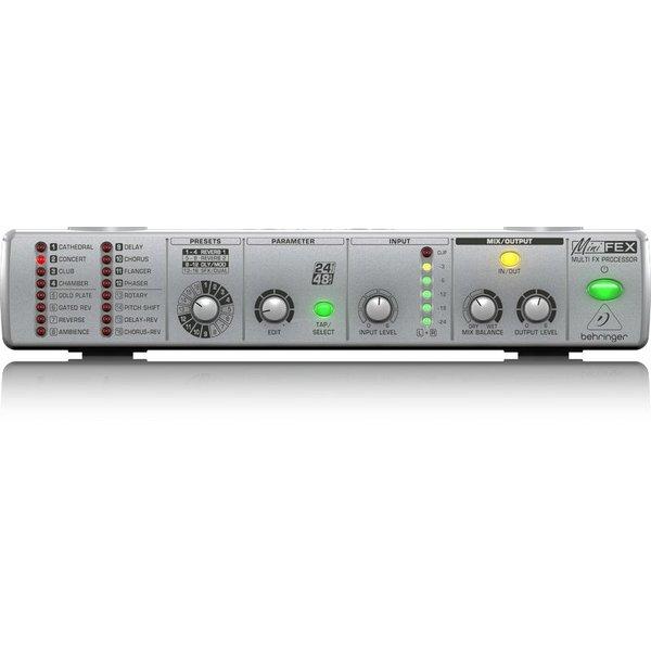 Behringer Behringer FEX800 24-Bit Stereo M-FX Processor