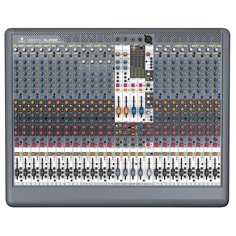 Behringer XL2400 24-Input 4-Bus Mixer, XENYX/EQ