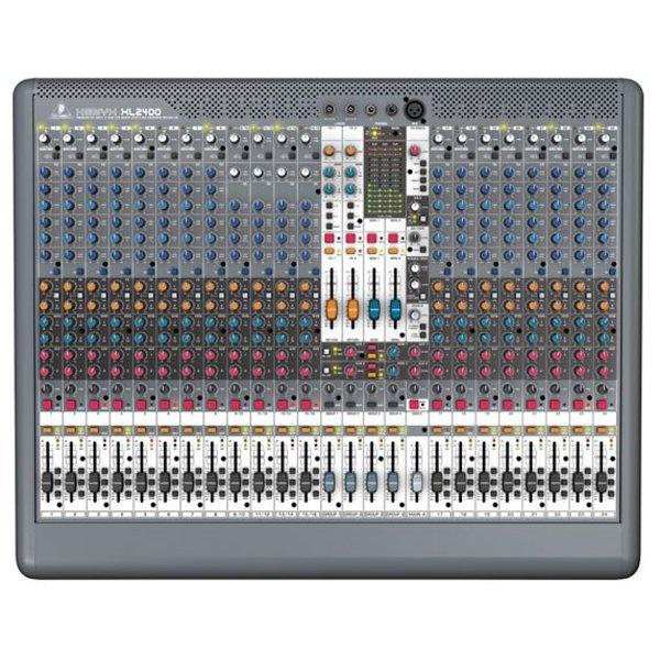 Behringer Behringer XL2400 24-Input 4-Bus Mixer, XENYX/EQ
