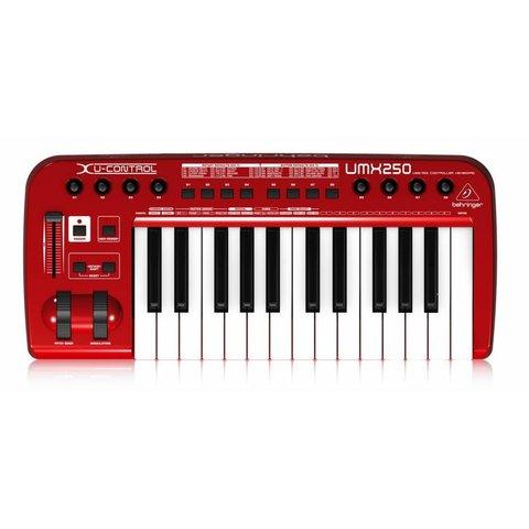 Behringer UMX250 25-Key USB/MIDI Controller KB