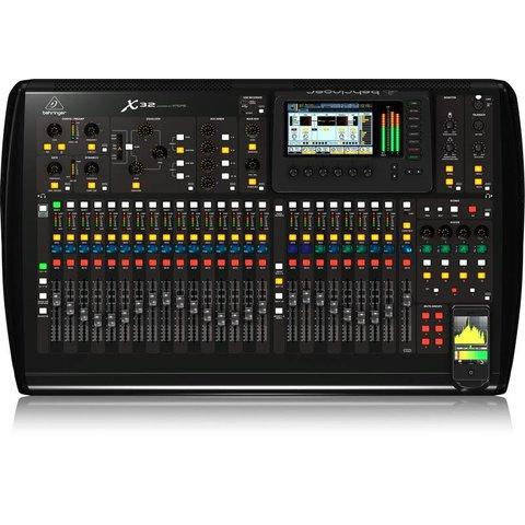 Behringer X32 32-Channel 16-Bus Mix Console