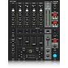 Behringer DJX750 5-Channel DJ Mixer, ADE/BPM
