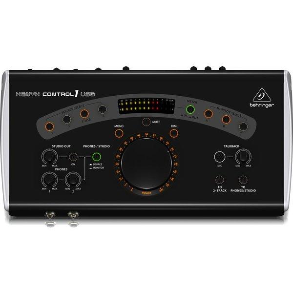 Behringer Behringer CONTROL1USB Studio Monitor Controller/ USB Interface
