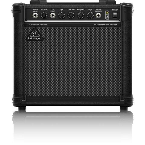 Behringer BT108 15W Bass Amp with VTC-Tech