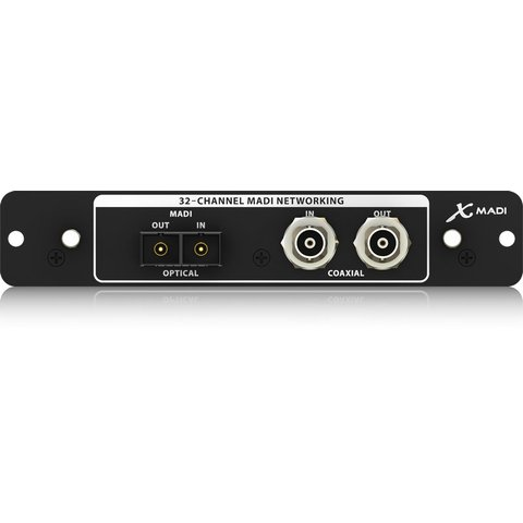 Behringer XMADI 32-Channel MADI Exp Card X32