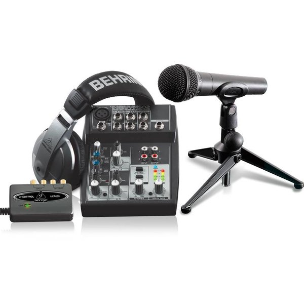 Behringer Behringer PODCASTUDIOUSB PODCASTUDIO Bundle, USB