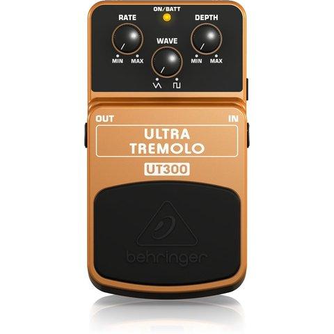 Behringer UT300 Ultra Tremolo Pedal