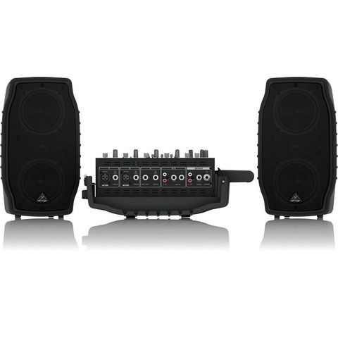 Behringer PPA200 200W 5-Channel PA System