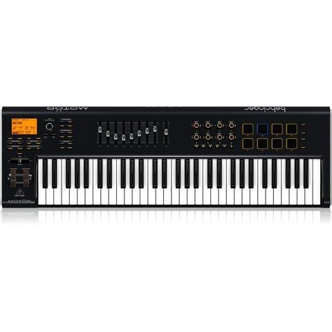Behringer MOTOR61 61-Key USB/MIDI Controller KB