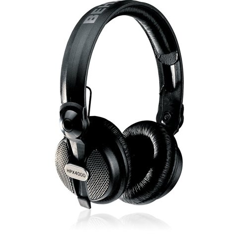 Behringer HPX4000 Closed-Type HD DJ Headphones