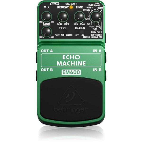 Behringer Behringer EM600 Echo Machine Pedal