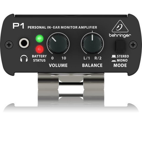 Behringer P1/B Personal In-Ear Monitor Amp
