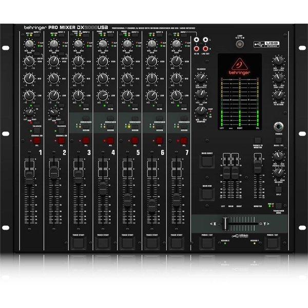 Behringer Behringer DX2000USB 7-Channel DJ Mixer, USB