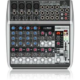 Behringer Behringer QX1202USB 12-Input 2-Bus Mixer, XENYX/EQ