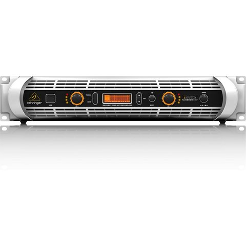 Behringer NU12000DSP 12000W Power Amplifier-DSP/USB