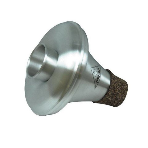 Jo-Ral B5 Bass Trombone Wah-Wah Mute, Aluminum
